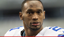 NFL's Joseph Randle -- He Tried to Bribe Me Into Abortion ... Baby Mama Says