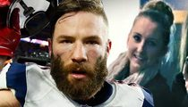 Julian Edelman -- Tinder Chick Apologizes ... 'I Made a Mistake'