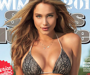 Hannah Davis Lands Sports Illustrated Swimsuit Edition 2015 Cover -- See The…
