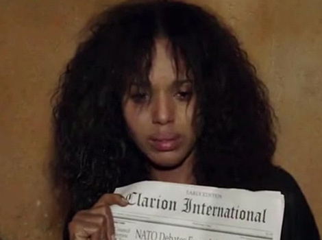 """Scandal"" Recap: Who Is Going to Buy Olivia Pope?!"
