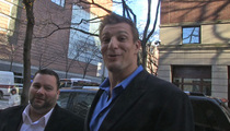 Rob Gronkowski -- YES, I'VE BEEN CHEATING ... On My Diet, Bitches!