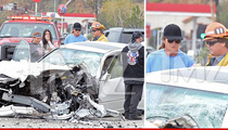 Bruce Jenner in Horrible Car Crash -- 1 Person Dead
