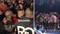 Birdman -- DENIED at Nicki Minaj Pre-Grammy Party