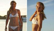 Caroline Wozniacki -- Serves Up Smokin' Hot Bod ... In SI Swimsuit Edition