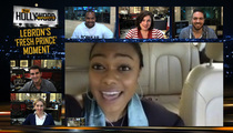 Tatyana Ali to LeBron -- I'm Proud Of Fresh Prince ... Glad It Impacted You