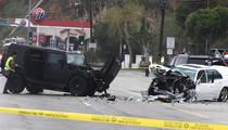 Bruce Jenner -- Cops Just Scored Critical Crash Video