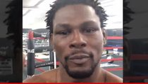 Boxer Jermain Taylor -- My Shrink Says I'm Fine ... Judge Wants More Testing