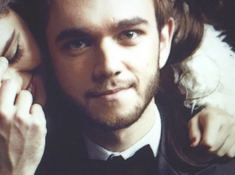 Selena Gomez Fuels Zedd Dating Rumors with Another Cuddly Photo