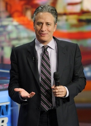 Jon Stewart On 'The Daily Show'