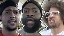 Rick Ross -- RedFoo Screwed Sky Blu Out of LMFAO