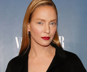 Uma Thurman on Surprising Red Carpet Look: I Guess Nobody Liked My Makeup!