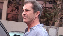 Mel Gibson in Malibu Car Crash -- Mel Says Victim's Out for Blood