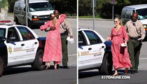 'Las Vegas' Actress Molly Sims -- Baby, You're Gettin' a Ticket