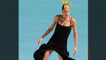 10 INSANE Photos of V.S. Angel Doutzen Kroes At The Beach That'll Make You Hang Five