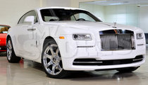 Floyd Mayweather -- Buys $400k Rolls-Royce ... 'So Daughter Can Ride In Style'