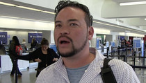 Jon Gosselin -- Socked with $1 MILLION Judgment ... He's a Scanner Scammer!!!