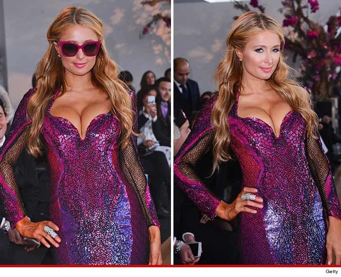 Paris Hilton Big Tits