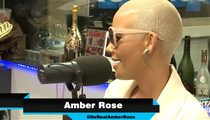Amber Rose -- James Harden's My Valentine ... We Might Bang On V-Day