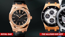 Ray J -- Threatened by Famous Fancy Watch Company ... We Hit it First!