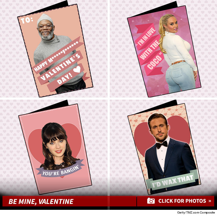 TMZs Last Minute Valentines Day Cards Print Your Own – Print Your Own Valentines Card