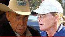 Poker Legend Doyle Brunson -- Bruce Jenner's No Longer My Hero ... I'm Not Down with Sex Changes