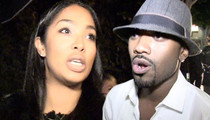 Ray J -- GF Princess Love Arrested in Big Easy ... She Hit Me Like a Hurricane