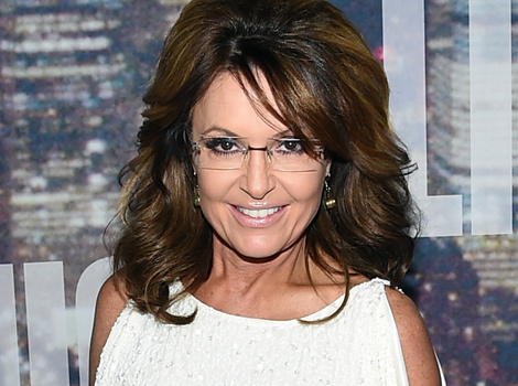 "Dueling Dresses: Sarah Palin Rocks One of Bristol Palin's Outfits for ""SNL""…"