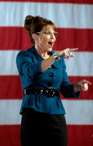 Sarah Palin -- Through The Years