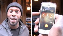 NFL's Chandler Jones -- Calls Out Jon Jones ... He's Scared to Fight Me!!!