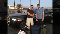 'Entourage' Creator Doug Ellin -- Rescued From the Middle of Nowhere ... By Big-Time Producer