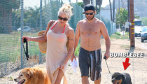 Pam Anderson to Rick Salomon -- Get Your Daughters and Dog Out of My House!