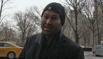 Johnny Damon -- My Wife's Pregnant ... With Our 7th Kid!!!