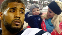 Arian Foster -- Settles Baby Mama Drama