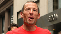 Lance Armstrong -- Pleads Guilty In Aspen Car Wreck