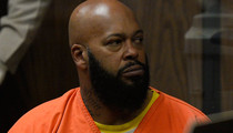 Suge Knight -- Shooting Injuries Lead to Another Medical Emergency ... Robbery Case Delayed Again