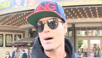 Vanilla Ice -- Theft Conviction Dismissed As Long As He Stays Cool