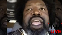 Afroman on TMZ Live -- 'I Was Wrong' For Punching Female Fan