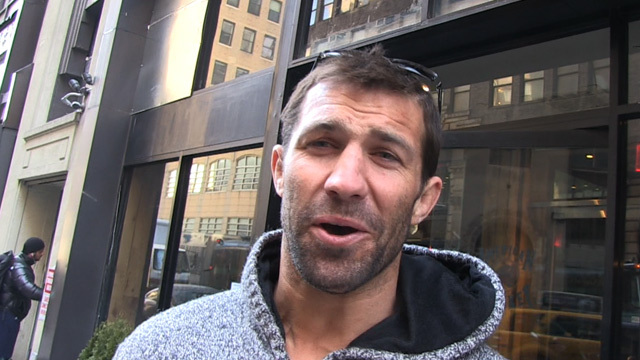 UFC's Luke Rockhold -- 'Millionaire Matchmaker' Screwed Me ... So I Hooked Up w/ Co-Host