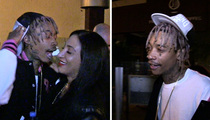 Wiz Khalifa WASTED with Chicks ... I'm Not Talkin' Amber Rose Tonight! (VIDEO)