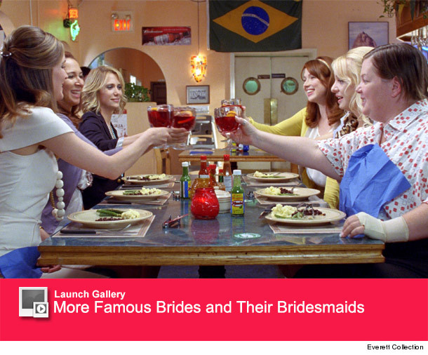 The Truth Behind That Infamous Bridesmaids Bathroom