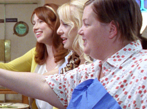 "The Truth Behind That Infamous ""Bridesmaids"" Bathroom Scene"