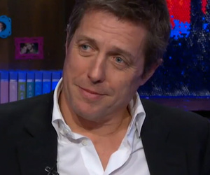 Hugh Grant Plays Plead the Fifth, Blames Sex Life For Elizabeth Hurley Breakup