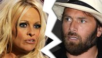 Pam Anderson's Husband Rick Salomon Seeks Annulment ... She Defrauded Me!