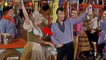 Bruce Jenner Car Crash Victim -- Big Screen Brush with Elvis