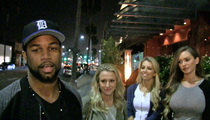 Golden Tate -- Russell Wilson Shoulda Stopped Wife-Bangin' Rumors ... 'It's a Bunch of Bulls**t'