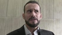 WWE Ringside Doctor -- Sues CM Punk for $1 Million ... Over Staph Infection Claims