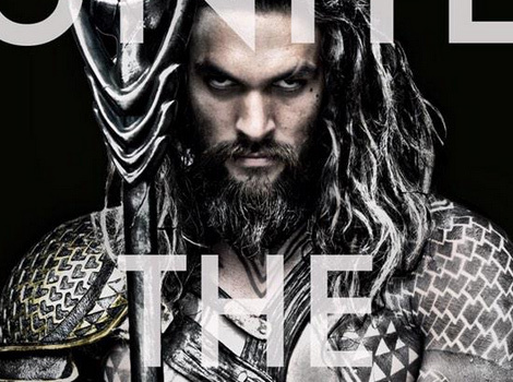 See the First Pic of Jason Momoa as Aquaman -- No Tights Here!