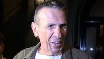 Leonard Nimoy -- Hospitalized For Severe Chest Pains