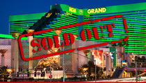 Mayweather vs. Pacquiao -- MGM Grand Hotel Sells Out ... Minutes After Fight Announced