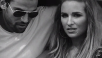 NFL's Eric Decker -- Terrible (Hot) Fake Guitarist ... In Wife's Music Video
